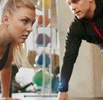 fitnesstrainer a