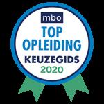 Zegel Topopleiding Keuzegids 2020